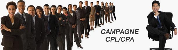 Campagne DEM CPL Pay per Lead